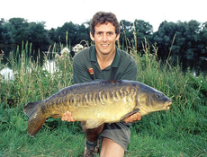 A cracking twenty taken off the top from a lake in Oxford, surface fishing is my favourite method in the warmer months.