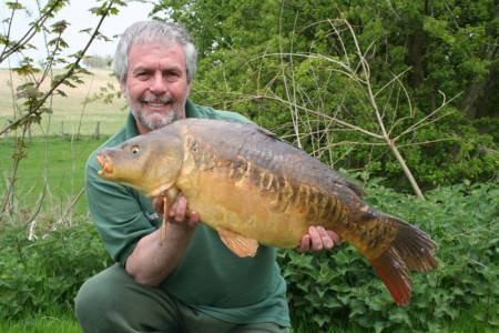 A stunning old warrior .... the fish that is!