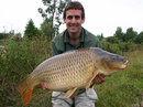 A new UK pb common for Martyn at 30lb 10oz.